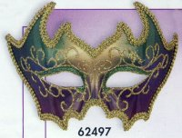 Fancy Mardi Gras Mask