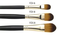 BRUSHES - MAKEUP CONTOUR & FOUNDATION BRUSHES