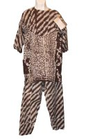 Cotton Africa Print Clothing, Size LG-XL