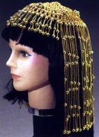 EGYPTIAN HEADRESS HAT