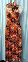 1970's Ladies Sheath Dress, size sm