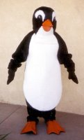 Penguin Costume Size Most
