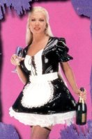 French Maid Costume Size MD