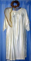 Angel Costume, Size Child 10 - 12