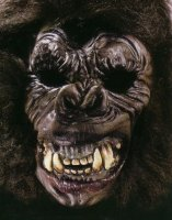 GORILLA MASK - with HAIR