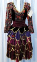 Spanish Costume Size MD-LG