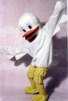 Duck Costume Size Most