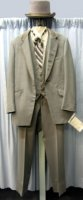 Frock Coat Costume, Medium Chest 44 XLong