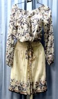 1960's - 1970's Lady Costume Size MD-LG