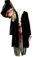 Pirate Lady Costume Size Small - Medium