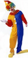 CLOWN COSTUME - CIRCUS