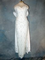 Bride Dress Size Small 9 to 10