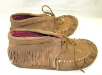 Native American Moccasins
