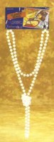 PEARLS - LONG 1920'S NECKLACE