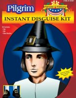 PILGRIM MAN COSTUME ACCESSORY KIT