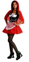 LITTLE RED RIDING HOOD COSTUME - TEENS