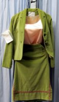 1970's Lady - Business Suit Costume Size SM