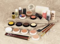 THEATER KIT MAKEUP - CREME & CAKE, #TK