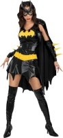 BAT GIRL COSTUME DELUXE Sz 14 - 16 ADULT