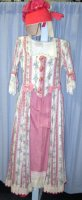 Pioneer / Colonial Costume Size Small/Medium