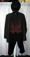 Frock Coat Costume Size 48Long LG