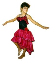Spanish Child Costume Size Child 8 - 10
