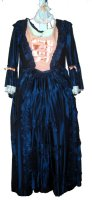 Marie Antoinette/ Eighteen Century/ Colonial Costume, Sz SM