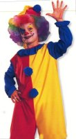CLOWN COSTUME - CHILD