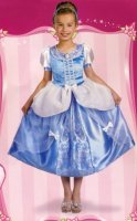 Cinderella Child Costume