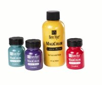 MAGICOLOR LIQUID PAINT MAKEUP - RUST 4 oz (ML)