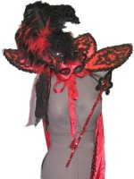 Mardi Gras Set Costume, Size Most