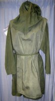Medieval Costume, Size Small - Large, Green