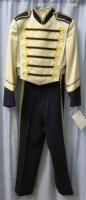 Eighteenth Century Colonial Military Child, Size 12