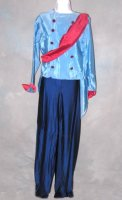 Toy Soldier Costume Size Adult Sm, Child XL
