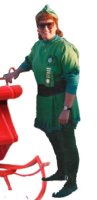 Elf Costume, size small - medium
