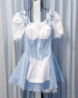 Dorothy Sexy Costume Size Medium