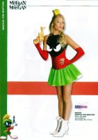 MARVIN THE MARTIAN SEXY COSTUME!