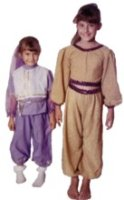 Harem Girl Child Costume, Size 3 - 4