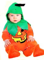 PUMPKIN COSTUME, Infant