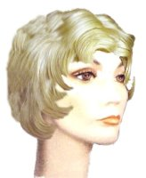 TWENTIES WIG - Blonde