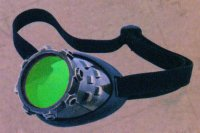 STEAMPUNK CYBER EYEPATCH