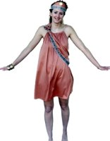 Greek / Roman Lady - Slave Costume, Size Most