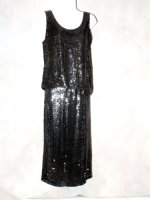 Nineteen Seventys Lady - Evening Costume Size SM - MD