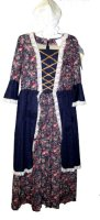 Colonial / Pioneer Lady Costume Size 16 Large #2012