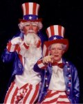 Uncle Sam - Mrs Sam