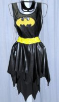 Batgirl Super Hero Costume - Plus size