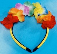 HAWAIIAN LEIS HEADBAND