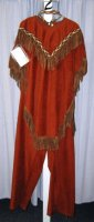 Indian Brave Costume Size Large - XLarge