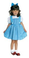 DOROTHY COSTUME - TODDLER 2 - 4