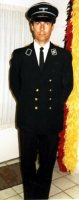 German Officer Costume Size 44 MD